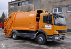 Mercedes Atego 1524 used waste collection truck