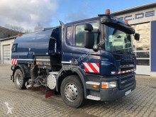 camion spazzatrice Scania