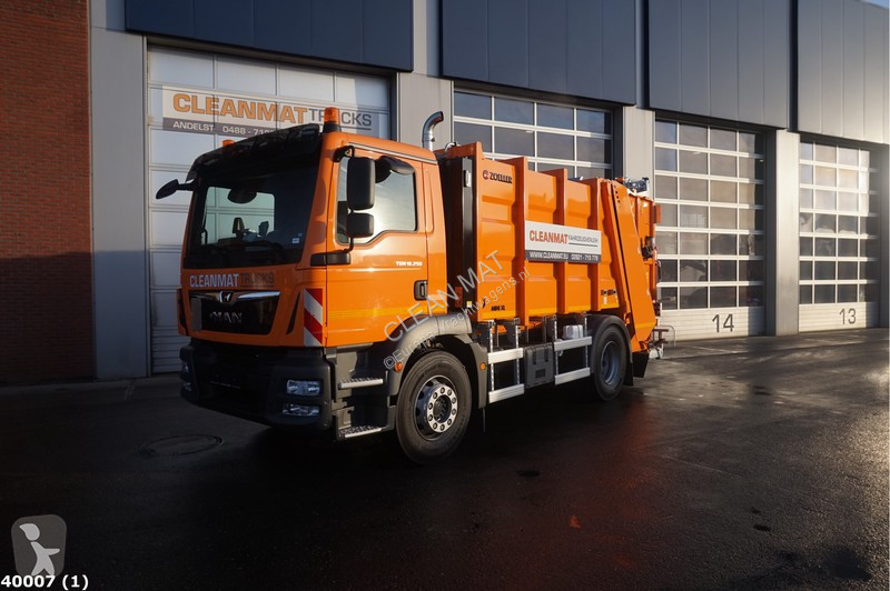 Vedere le foto Veicolo per la pulizia delle strade MAN TGM 18.250