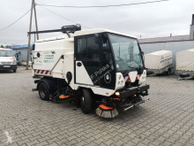 Scarab utcaseprő kocsi Minor sweeper kehrmaschine
