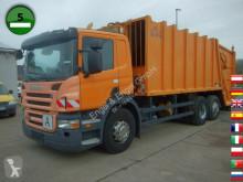 Śmieciarka Scania P280 B6X2 Haller M22X2C Schüttung Terberg TCA-DE