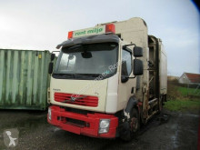 Volvo FL 240 Heck- und Seitenlader, gabige, Euro 5 used waste collection truck