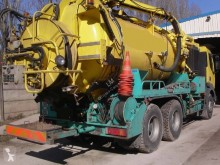 Renault Kerax 340 used sewer cleaner truck