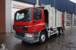 DAF FAG 75 CА 250 used waste collection truck