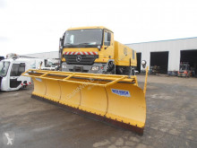 Mercedes snow plough-salt spreader Actros 2032