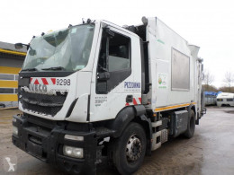 Iveco waste collection truck Stralis AD 190 S 33