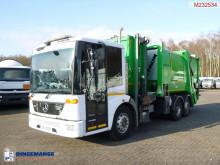 Maquinaria vial camión volquete para residuos domésticos Mercedes Econic 2629
