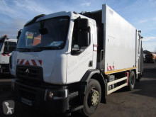 Renault Wide D19 used waste collection truck