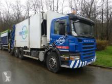 Scania Müllfahrzeug