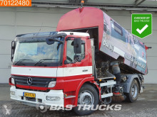 Mercedes Atego 1524 used road sweeper