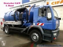 MAN 18.220 Hochdruck Saug Spülwagen 10m³ 500L Wasser