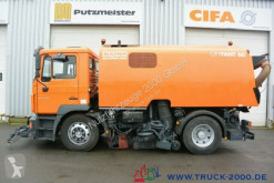 MAN ME 15.220 Bucher Schörling CityFant 60 Kehr Saug used road sweeper
