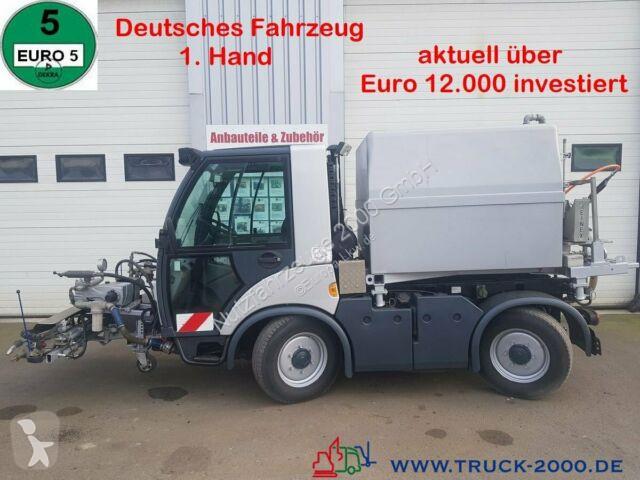 Voir les photos Engin de voirie Multicar Tremo X50 4x4 Straßen Hochdruckreiniger 300 Bar