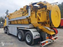 Camion autospurgo Volvo FM WUKO ADR LARSEN FlexLine 414 do zbierania odpadów płynnych