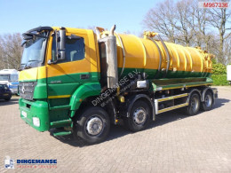 Mercedes sewer cleaner truck Axor 3236