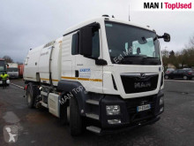 MAN road sweeper TGS 18.320 4X2 BL BALAYEUSE EUROVOIRIE OPTIFANT 80