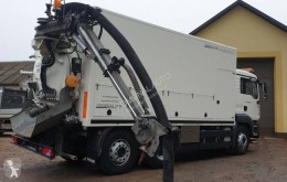 MAN sewer cleaner truck TGA