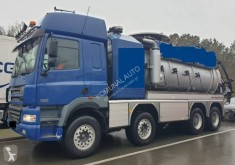 DAF used sewer cleaner truck