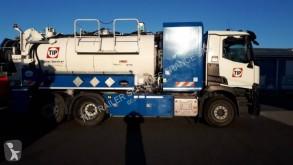 gebrauchter Druck- und Saugwagen
