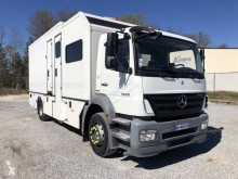 Mercedes special vehicles road network trucks Axor 1829