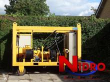 آلة لمواقع البناء آلة تنظيف بالضغط العالي Kärcher