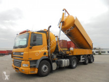 DAF CF85 used sewer cleaner truck