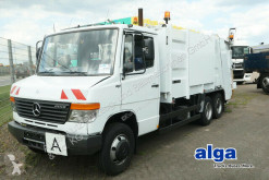 Mercedes 815 D Vario, Brivio schüttung, Klima used waste collection truck