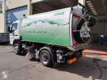 Fuso road sweeper
