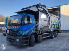 Mercedes Axor 25-33 Müllwagen Frontlader-HN- Lenk- Presse