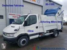 Iveco Daily 65C15 Schörling Mikro8m³ 1.1 Deutscher LKW used waste collection truck