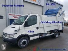 Camion benne à ordures ménagères Iveco Daily 65C15 Schörling Mikro8m³ 1.1 Deutscher LKW