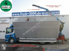 Scania special vehicles road network trucks P P380 Glas Metall Wertstoff Recycling 37m³ 1.Hand