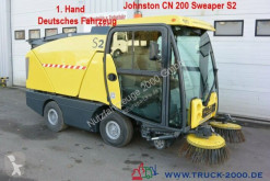Hako (Johnston Sweeper CN 200) Kehren & Sprühen Klima