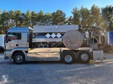MAN TGS - VM TARM ADR Specjalistyczna autocysterna do przewozu odpadów camion hydrocureur occasion