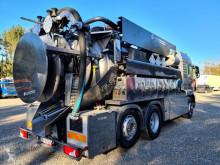 MAN TGS - VM TARM ADR Specjalistyczna autocysterna do przewozu odpadów camião limpa fossas usado
