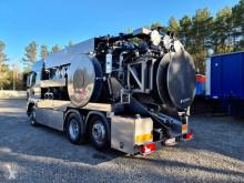 Maquinaria vial MAN TGS - VM TARM camión limpia fosas usado