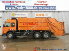 Volvo FM7 HallerX2 5Sitzer*Klima*Retarder*Deutsch used waste collection truck
