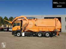 MAN TGS 26.320 6X2-2 BL /Lenkachse /MIETEN ?? used waste collection truck