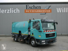 MAN road sweeper TGL 12.250 4x2 BL, Brock SL 180/2K
