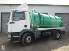 MAN TGM 18.290 used sewer cleaner truck