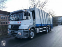 camion benne à ordures ménagères occasion