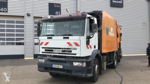 Iveco Cursor used waste collection truck