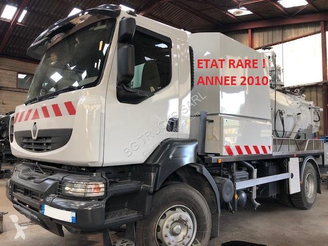 Voir les photos Engin de voirie Renault Lander