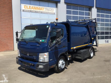 Fuso Canter 9C15 Duonic 7m3 used waste collection truck