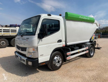 Mitsubishi Canter used waste collection truck