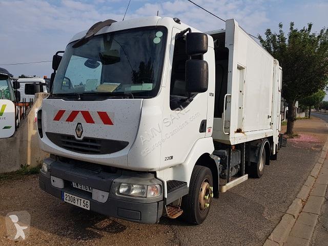 View images Renault Midlum 220 road network trucks