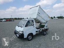 Piaggio waste collection truck