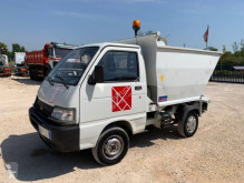 Piaggio waste collection truck Porter S85LP