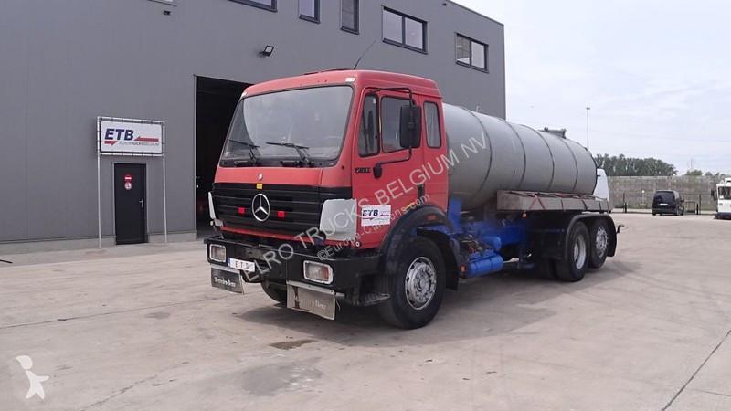 Voir les photos Engin de voirie Mercedes SK 2531