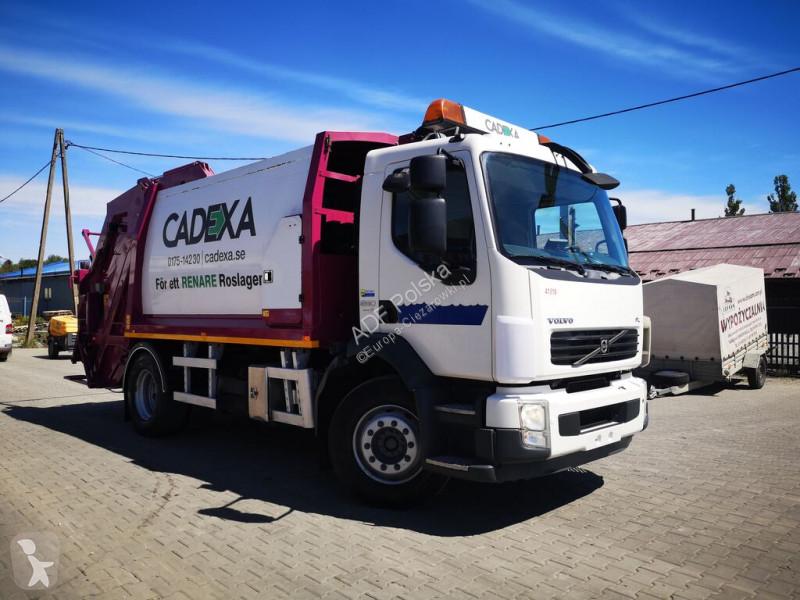 Voir les photos Engin de voirie Volvo Fl 280 EURO V garbage truck mullwagen